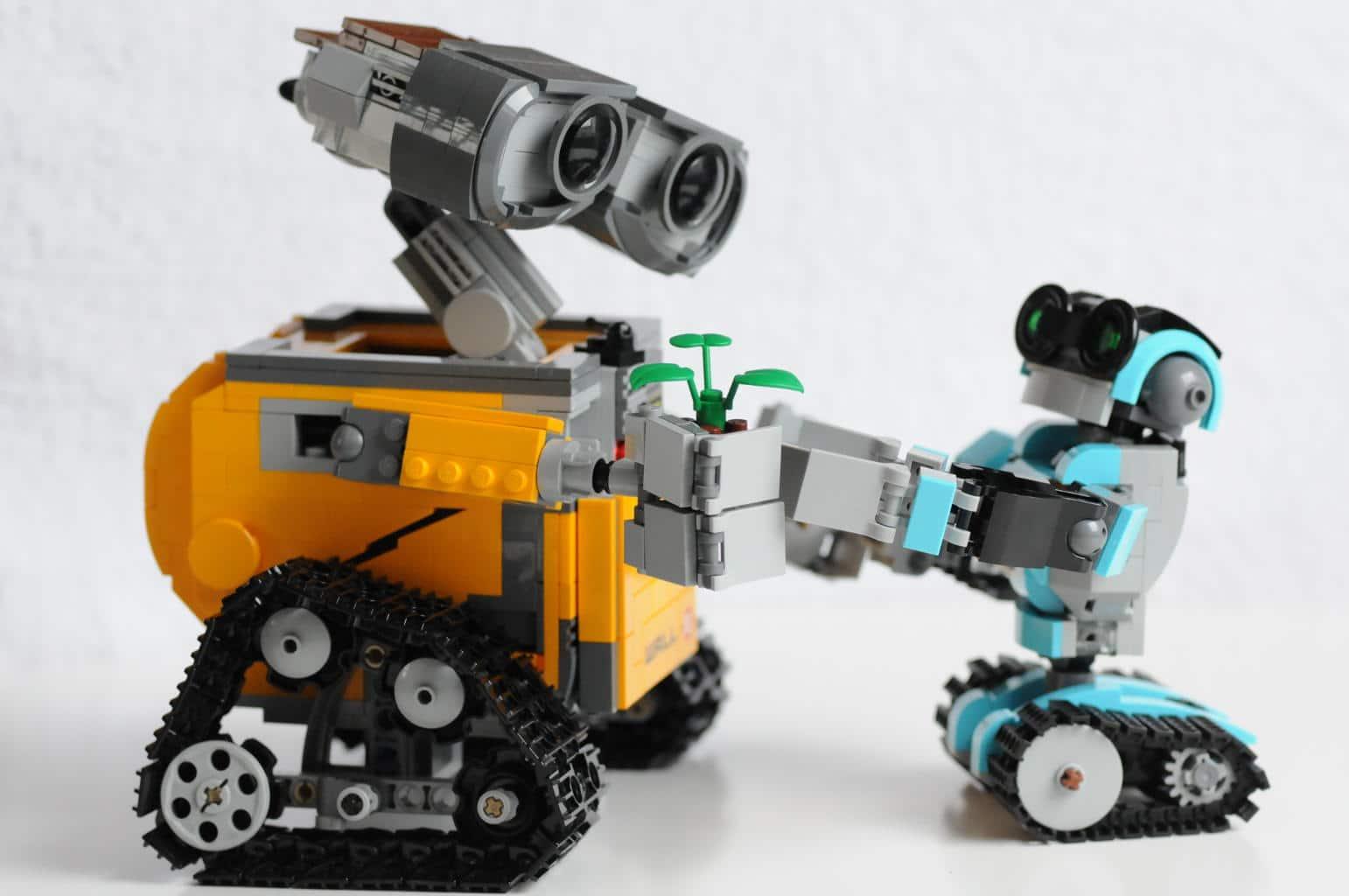Roboter Programmieren. Ein Interview Mit Einem Hobby-Roboterbauer