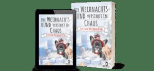 Buch Weihnachtshund